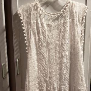 🌹White Boho dress 🦋